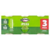 Batchelors Irish Peas 3 x 225g