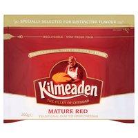 Kilmeaden Mature Red Irish Cheddar 200g
