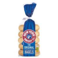 New York Bakery Co. 5 The Original Bagels Fresher for Longer 425g