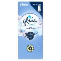 Glade Touch & Fresh Refill Clean Linen Air Freshener 10ml
