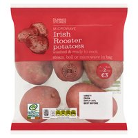 Dunnes Stores Microwave Irish Rooster Potatoes 1kg