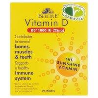 Beeline Vitamin D 90 Tablets