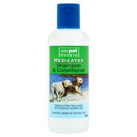 Eirpet Grooming Medicated Shampoo & Conditioner 250ml