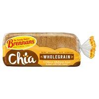 Brennans Chia Wholegrain 800g