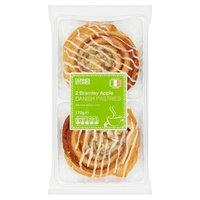 Dunnes Stores 2 Bramley Apple Danish Pastries 170g