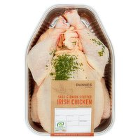 Dunnes Stores Sage & Onion Stuffed Irish Chicken