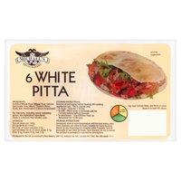 Michael's Pitta Bakery 6 White Pitta