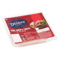 Henry Denny & Sons Pork, Onion & Tomato 10 Slices 90g