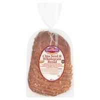 Stafford's Chia Seed & Wholegrain Bread 400g