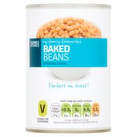 Dunnes Stores My Family Favourites Baked Beans in Tomato Sauce 420g