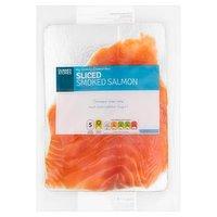 My Family Favourites Sliced Smoked Salmon 200gm
