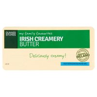 Dunnes Stores My Family Favourites Irish Creamery Butter 454g