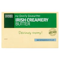 Dunnes Stores My Family Favourites Irish Creamery Butter 227g
