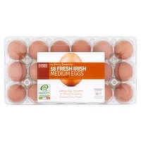 Dunnes Stores My Family Favourites 18 Fresh Irish Medium Eggs