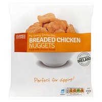 Dunnes Stores Breaded Chicken Nuggets 450g