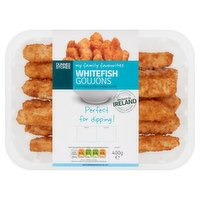 Dunnes Stores My Family Favourites Whitefish Goujons 400g