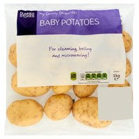 Dunnes Stores My Family Favourites Baby Potatoes 1kg