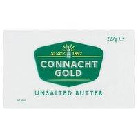 Connacht Gold Unsalted Butter 227g