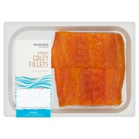 Dunnes Stores Smoked Coley Fillets 280g