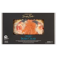 Dunnes Stores Simply Better Dressed Irish Crab 200g