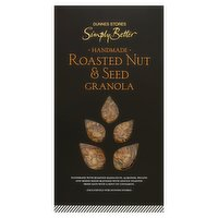 Dunnes Stores Simply Better Handmade Roasted Nut & Seed Granola 500g