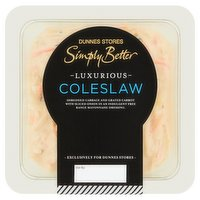 Dunnes Stores Simply Better Coleslaw 250g