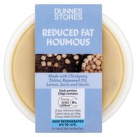 Dunnes Stores Reduced Fat Houmous 170g