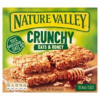 Nature Valley Crunchy Oats & Honey Bars 5 x 42g (210g)
