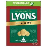 Lyons Tea Gold 240 Tea Bags