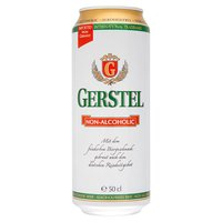 Gerstel Non-Alcoholic Beer 50cl