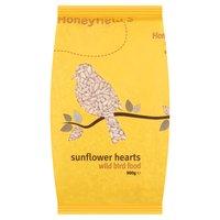 Honeyfield's Sunflower Hearts Wild Bird Food 900g