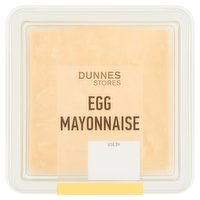 Dunnes Stores Egg Mayonnaise 250g