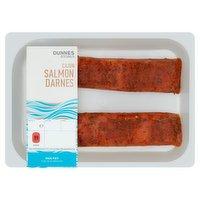 Dunnes Stores Cajun Salmon Darnes
