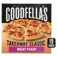 Goodfella's Takeaway Classic Mighty Meat Feast 570g