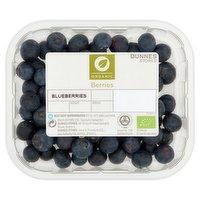 Dunnes Stores Organic Blueberries 125g