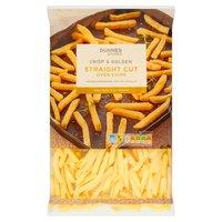 Dunnes Stores Crisp & Golden Straight Cut Oven Chips 1kg