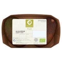 Dunnes Stores 2 Organic Avocados