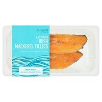 Dunnes Stores Oak Smoked Irish Mackerel Fillets 160g