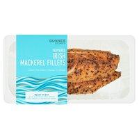Dunnes Stores Peppered Irish Mackerel Fillets 160g