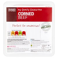 Dunnes Stores My Family Favourites Corned Beef 120g