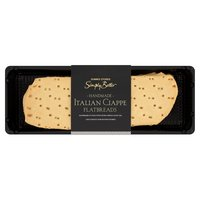 Dunnes Stores Simply Better Handmade Italian Ciappe Flatbreads 150g