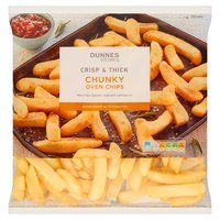 Dunnes Stores Crisp & Thick Chunky Oven Chips 1.5kg
