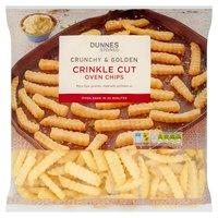 Dunnes Stores Crinkle Cut Oven Chips 1.5kg