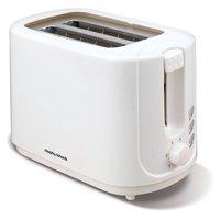 Morphy Richards White Toaster Essentials 2 Slice