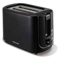Morphy Richards Black Toaster Essentials 2 Slice