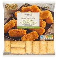 Dunnes Stores Crisp & Golden Potato Croquettes 750g