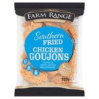 Farm Range Southern Fried Chicken Goujons 750g