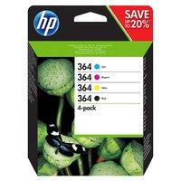 HP 364 Cyan, Magenta, Yellow, Black Ink Cartridges