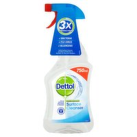 Dettol Antibacterial Surface Cleanser Spray 750ml