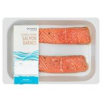 Dunnes Stores Lemon & Pepper Salmon Darnes 220gm